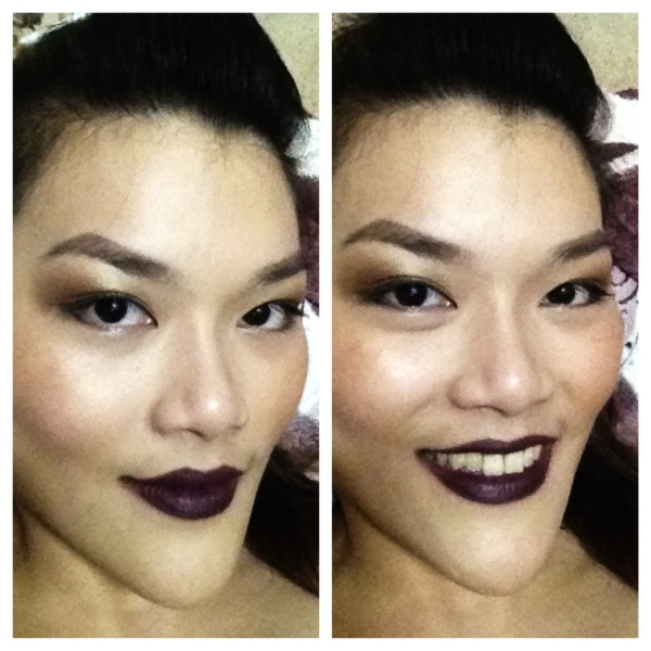 Magnum Beauty Look