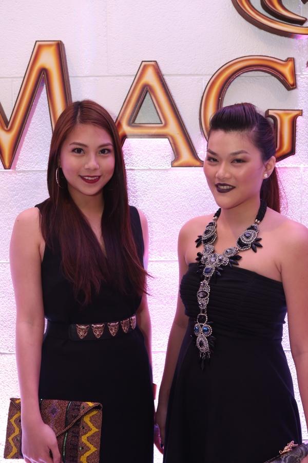 Magnum with Denise
